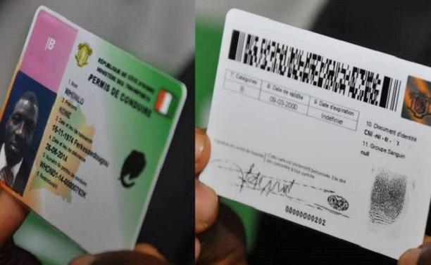 renouvellement du permis de conduire gaoussou tour a menti. Black Bedroom Furniture Sets. Home Design Ideas