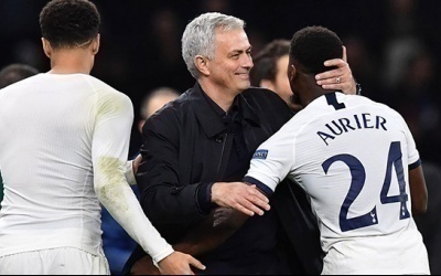 Tottenham : quand José Mourinho se paye Serge Aurier